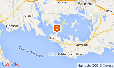 Map Arzon Mobile home 105092