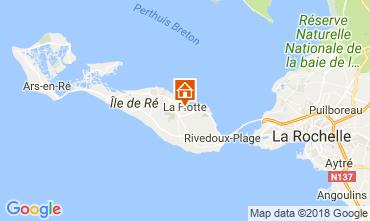 Map La Flotte en Ré House 17085