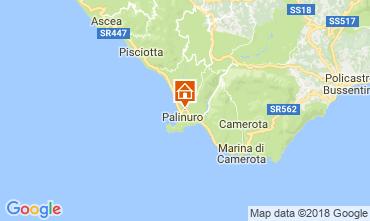 Map Palinuro Apartment 114542