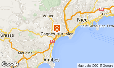 Map Nice Apartment 69976