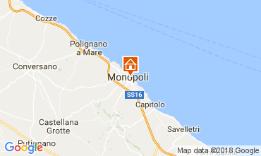 Map Monopoli Apartment 113239
