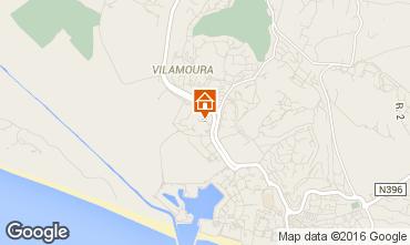 Map Vilamoura Apartment 102175