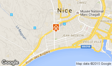 Map Nice Apartment 76021