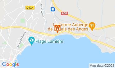 Map La Ciotat House 116336