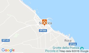 Map San Foca Apartment 116449