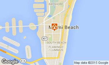 Map South Beach Apartment 5334
