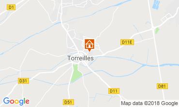 Map Torreilles House 117060
