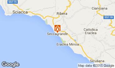 Map Ribera Villa 22650