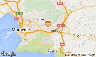 Map Marseille Apartment 62770