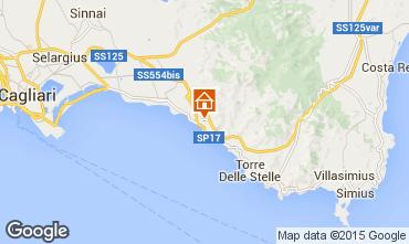 Map Cagliari House 93761