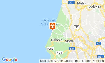 Map Sintra House 108444