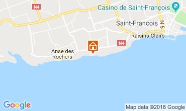 Map Saint Francois Villa 102539