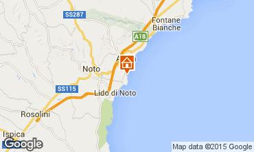 Map Avola House 88860