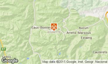 Map Gourette Apartment 67037