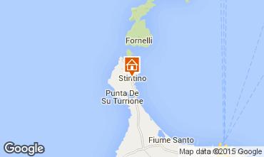 Map Stintino Apartment 71233