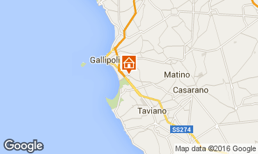 Map Gallipoli House 103257