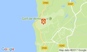 Map Wimereux House 68731