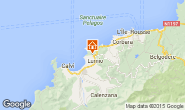 Map Lumio Villa 11010