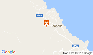 Map Scopello Villa 101142