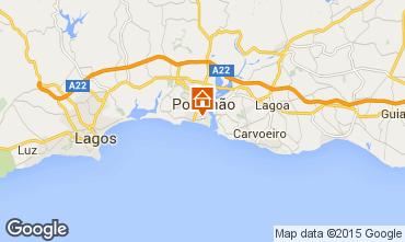 Map Praia da Rocha Apartment 71391