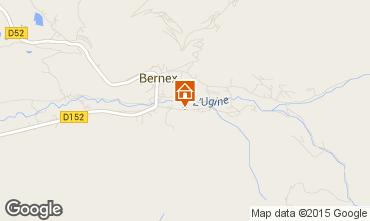 Map Bernex Apartment 15241