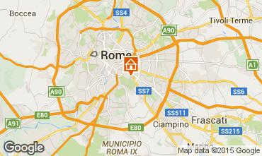 Map Rome Apartment 73908