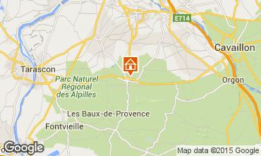 Map Saint Rémy de Provence House 90715