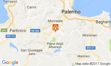 Map Palermo Villa 110302