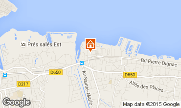 Map Arcachon Mobile home 74826