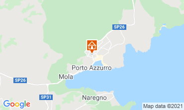 Map Porto Azzurro Apartment 94889