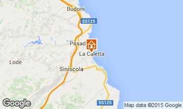 Map La Caletta Apartment 18017