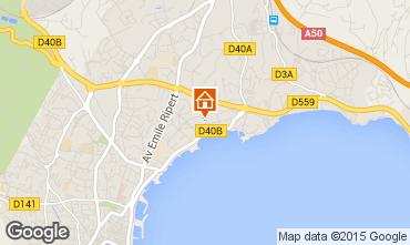 Map La Ciotat House 66225