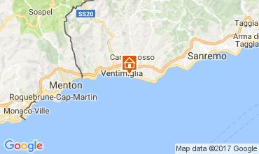 Map Vintimille Bungalow 110570