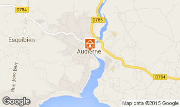Map Audierne House 60234