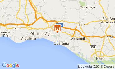 Map Vilamoura House 105518