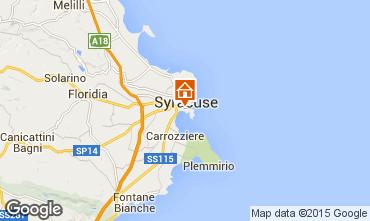 Map Syracuse Villa 48546