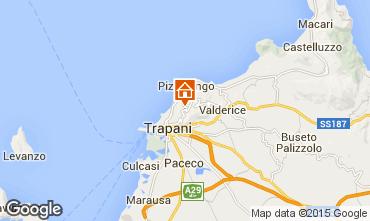 Map Erice Villa 84510