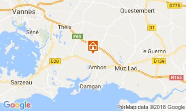 Map Ambon Vacation rental 114667