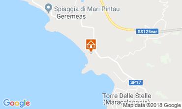 Map Geremeas Villa 117544
