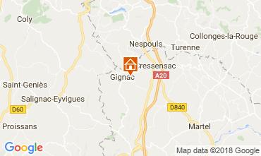 Map Rocamadour House 115550