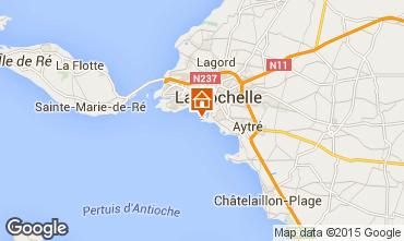 Map La Rochelle Apartment 7060