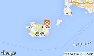 Map Ischia Apartment 54979