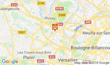 Map Saint-Germain-en-Laye House 119509