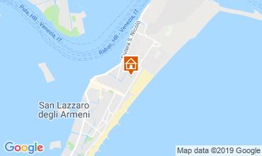 Map Venice Apartment 118126