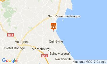 Map Saint Vaast la Hougue House 110426