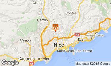 Map Nice Villa 76387