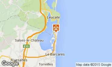 Map Port Leucate Apartment 6318