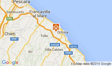 Map Ortona House 104190
