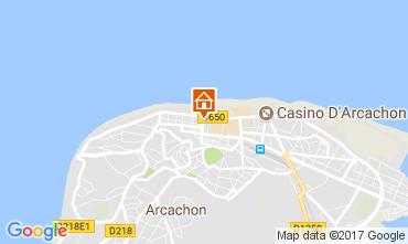 Map Arcachon House 111602