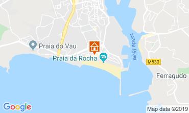 Map Praia da Rocha Apartment 99044